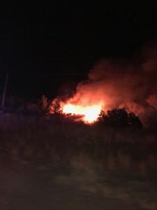 Creekside Fire 3-9-17