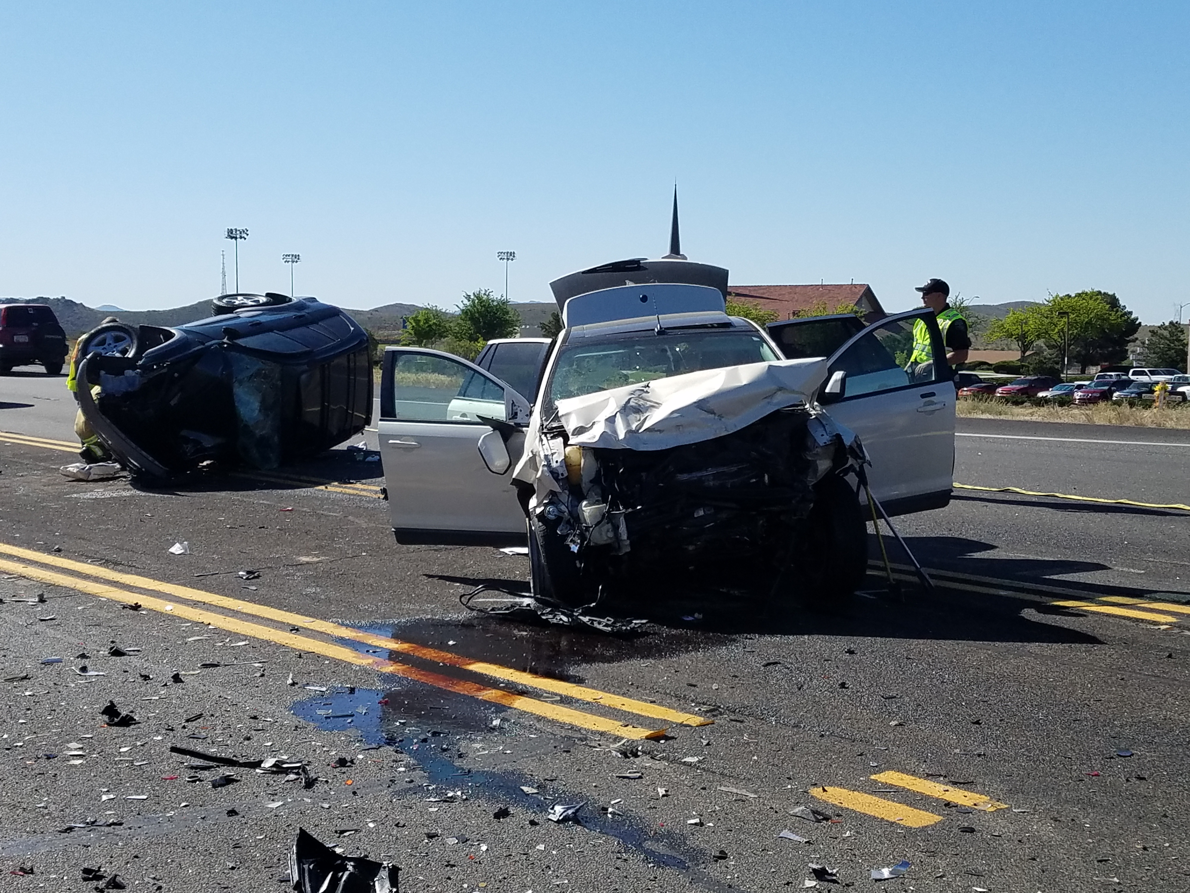 Fatal Accident on Highway 69 and Spring Lane 4/18/17 » Mayer Fire